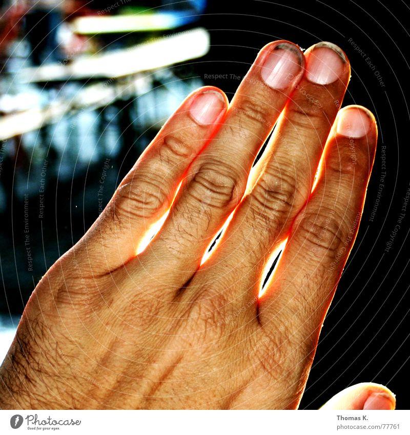 Hand Work and employment Dirty Small Fingers Thumb Fingernail Forefinger Middle finger Ring finger
