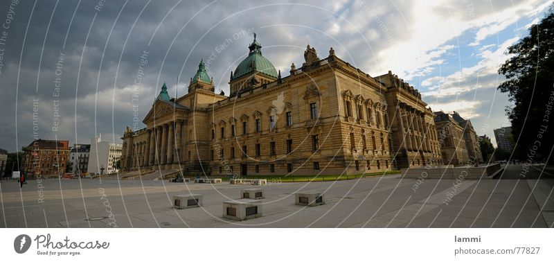 Clouds House (Residential Structure) Freedom Large Arrangement Places Leipzig Laws and Regulations Sandstone Administration Fairness