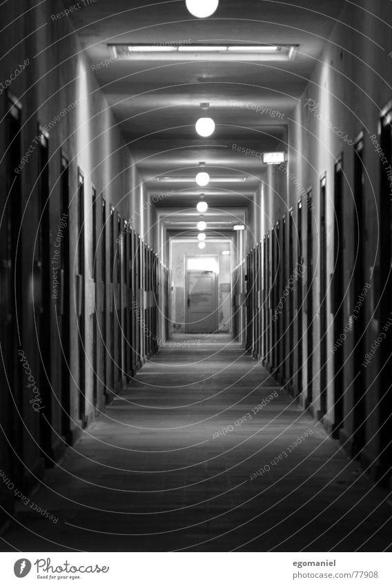 Black Fear Germany Door Derelict Historic War Captured False Hatred Penitentiary Socialism Oppressive Mass murder Concentration camp