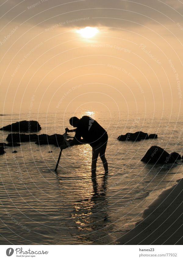 Sun Ocean Beach Search Rock Greece Chalkidiki