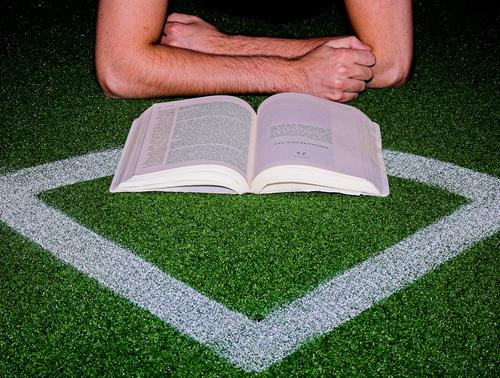 School Book Soccer Study Academic studies Paper Reading Lawn Playing field Adult Education Corner Testing & Control Side Examinations and Tests