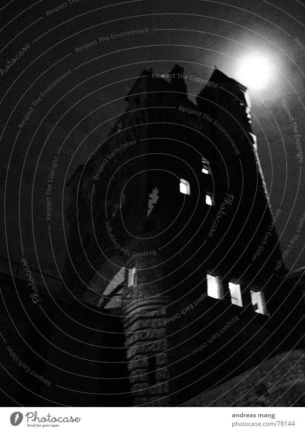 Old Loneliness Dark Lighting Tall Dangerous Threat Tower Creepy Moon Eerie Airport Majestic Spook