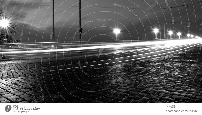 City Clouds Street Lamp Lanes & trails Lighting High-rise Speed Bridge Lantern Cobblestones Tram Outskirts