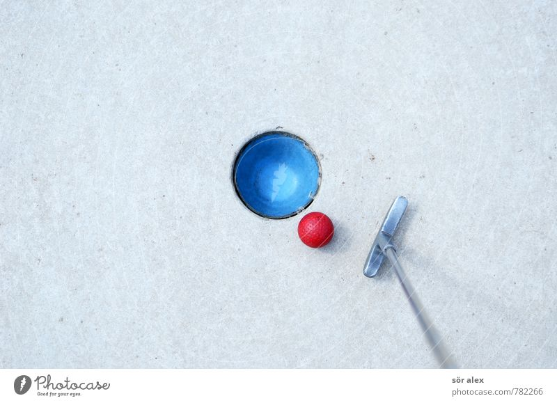Blue Red Sports Playing Happy Gray Business Success Perspective Future Target Ball Economy Services Career Still Life