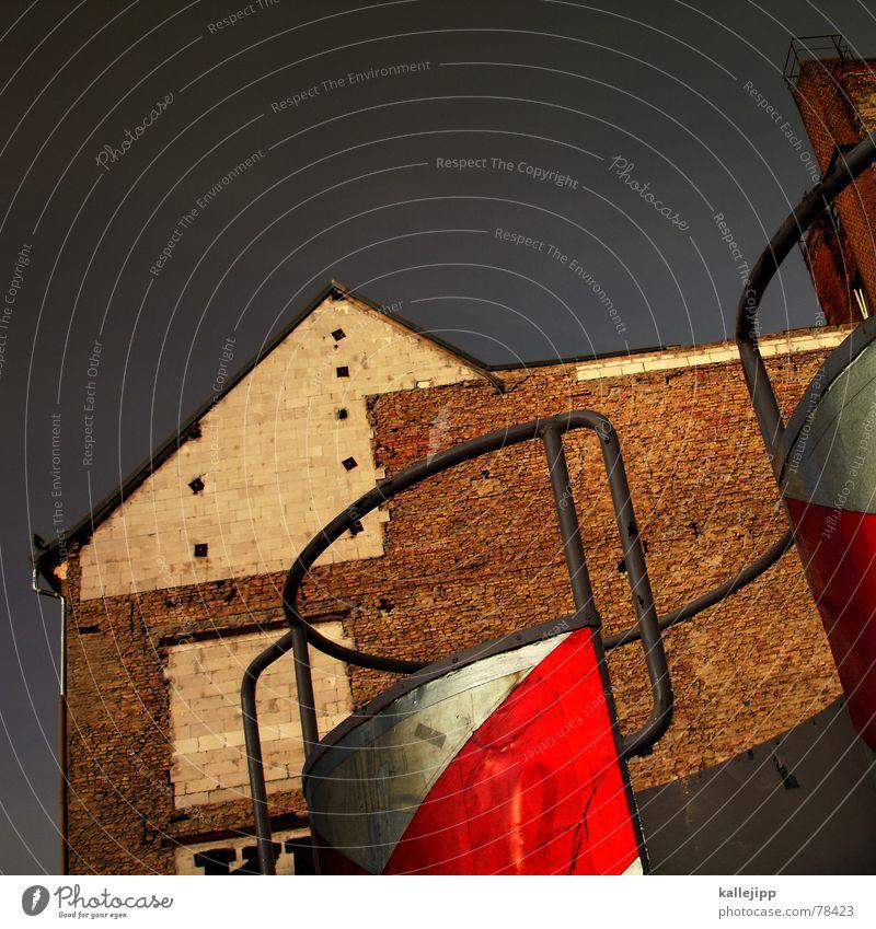 House (Residential Structure) Wall (building) Berlin Architecture Universe Respect East UFO Platform Astronaut Fire wall Traffic police Rosenthaler Platz