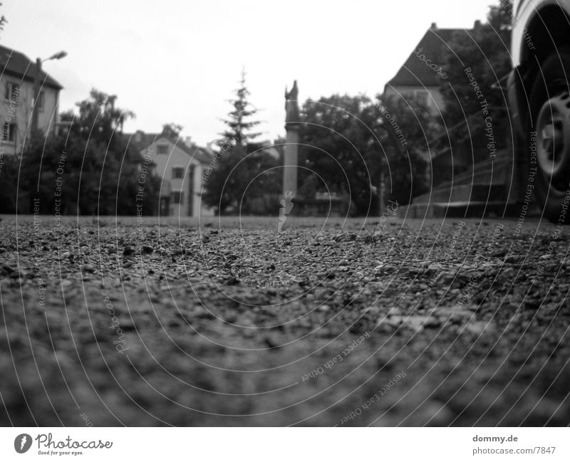 churchyard Pothole Architecture Farm Street kaz