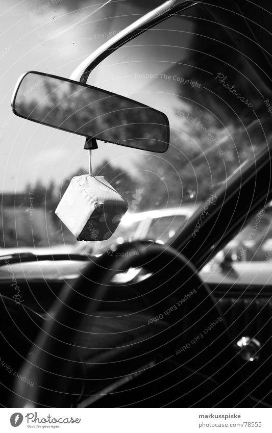 Style Dice Car Transport Retro USA Decoration Window pane Vehicle Seventies Steering wheel Rear view mirror
