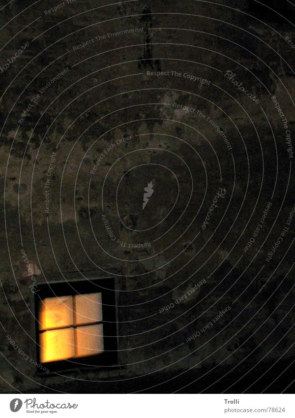 window ice Plaster Window Dark Light Wall (building) Illuminate Night Physics Deities Square Derelict Warmth God