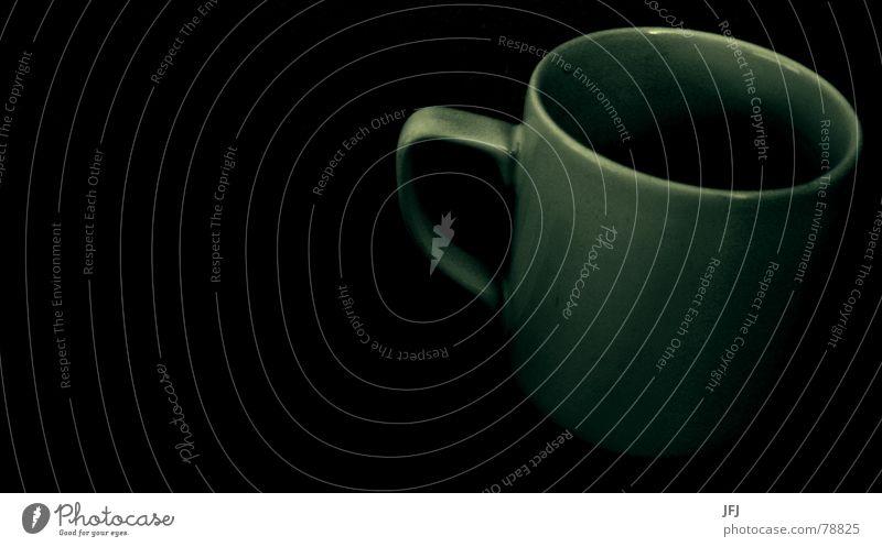 Black Dark Sadness Warmth Coffee Gloomy Kitchen Physics Tea Café Cup To enjoy Door handle Coffee cup Carry handle Tea cup