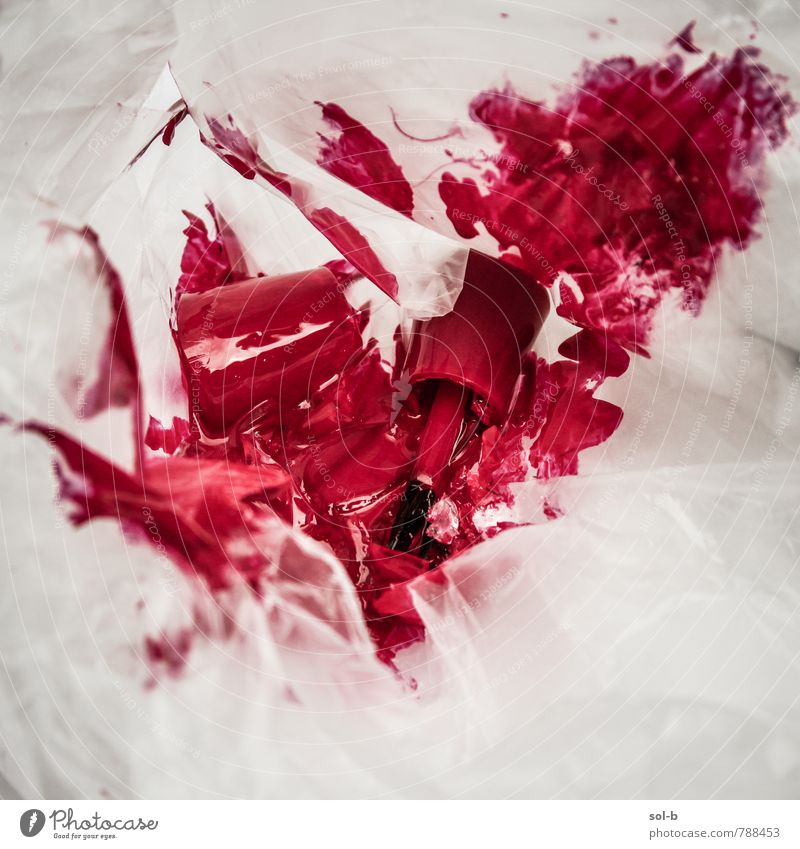 crime scene Beautiful White Red Sadness Lifestyle Party Glittering Dirty Crazy Broken Anger Trash Force Luxury Trashy Cosmetics