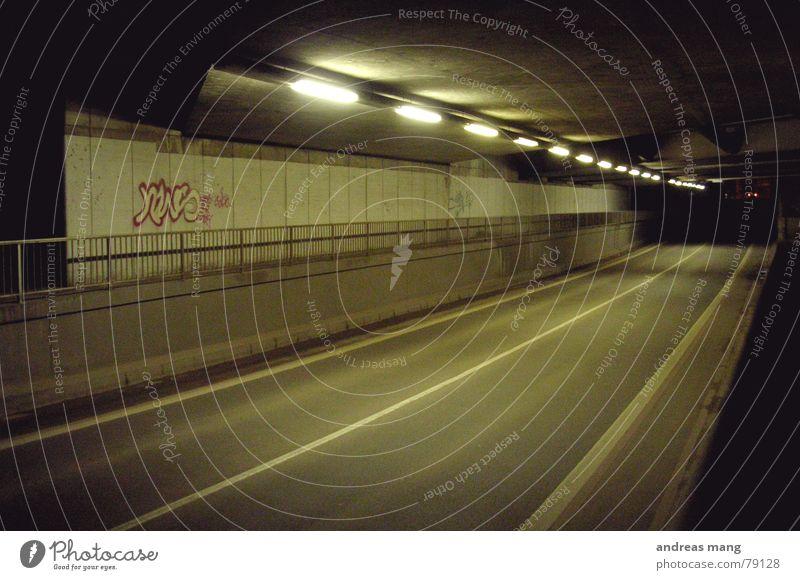Black Street Lamp Dark Cold Graffiti Bright Wait Dirty Sleep Bridge Gloomy Stand Asphalt Tunnel Sidewalk