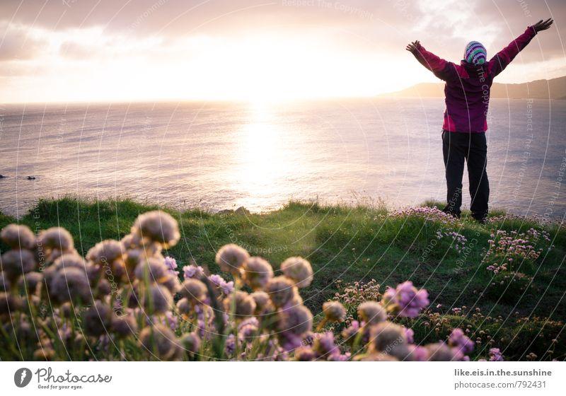Feminine Happy Contentment Happiness Joie de vivre (Vitality) Ireland