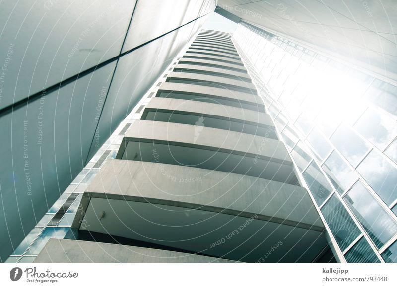 City Facade High-rise Future Target Balcony