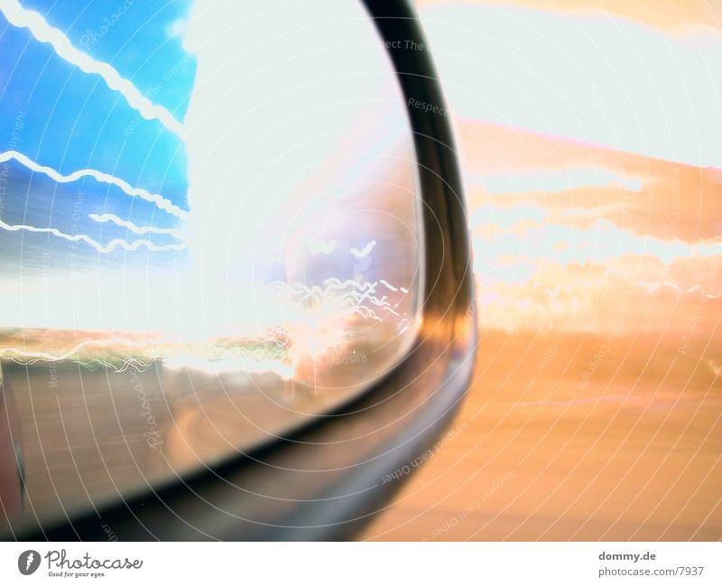 Speed Driving Mirror