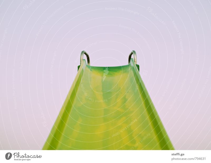 slide tour Playing Trip Adventure Threat Gigantic Large Tall Retro Optimism Power Willpower Brave Fear of heights Respect Effort Joy Infancy Playground Skid