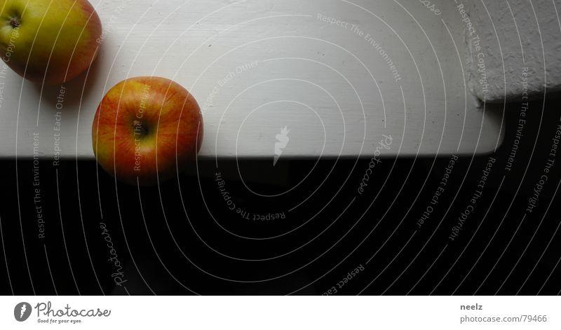 "| ""Eat some fruit... | Corner White Black Dark Trust Apple Bright Shadow"