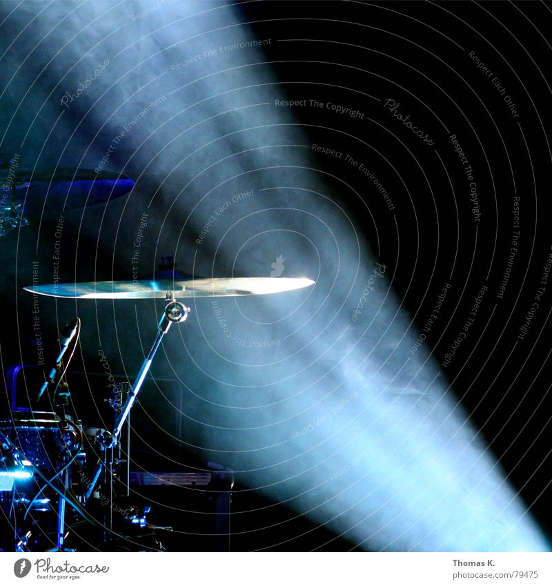 Dark Music Lighting Shows Concert Rock music Stage Floodlight Stage lighting Alternative Drum set Jazz Beam of light Blues
