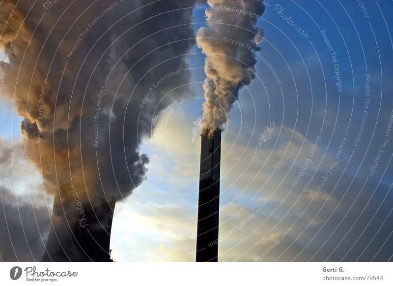steam off Going Lignite Nitric oxide emission Energy industry North Rhine-Westphalia Electricity Rhine-Westfalia Electricity Works AG Coal power station Steam