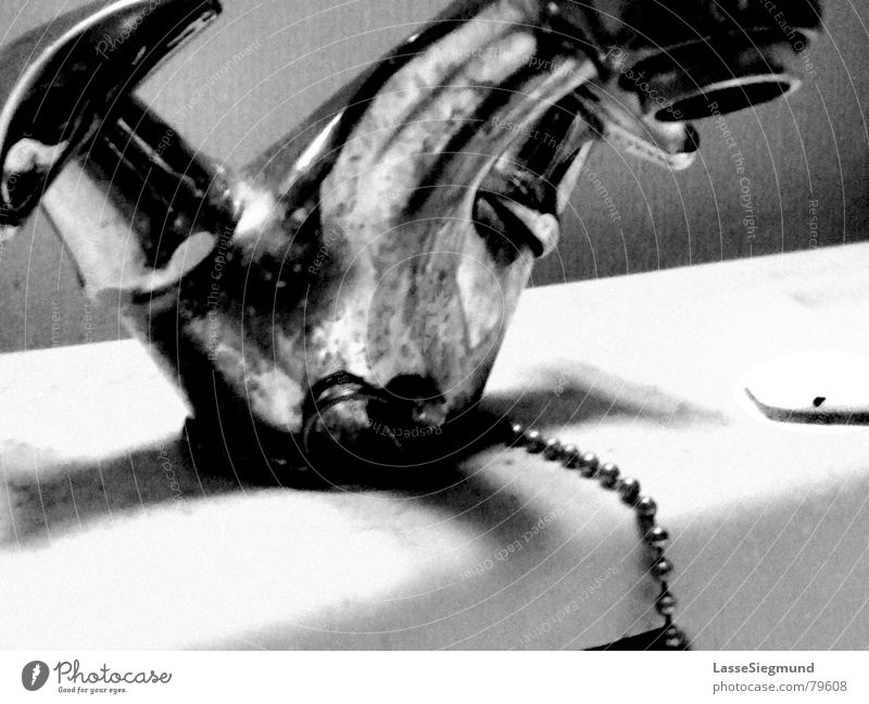 Water Old Black Loneliness Gray Metal Dirty Flat (apartment) Wet Gloomy Bathroom Broken Floor covering Cleaning Toilet Tile