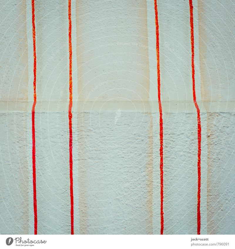 give the impression Style Living or residing Wallpaper Illustration Street art Wall (barrier) Wall (building) Facade Rendered facade Decoration Line Stripe