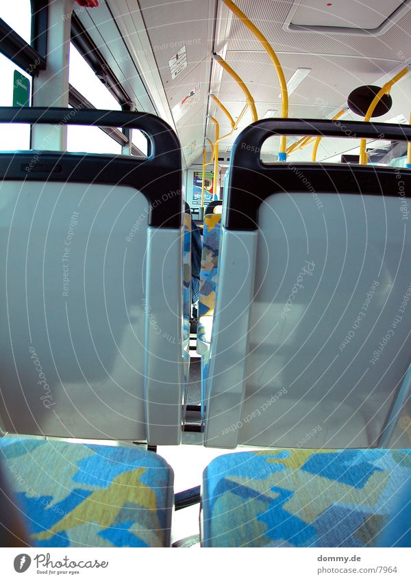 Sun Transport Places Bus Seating Neon light