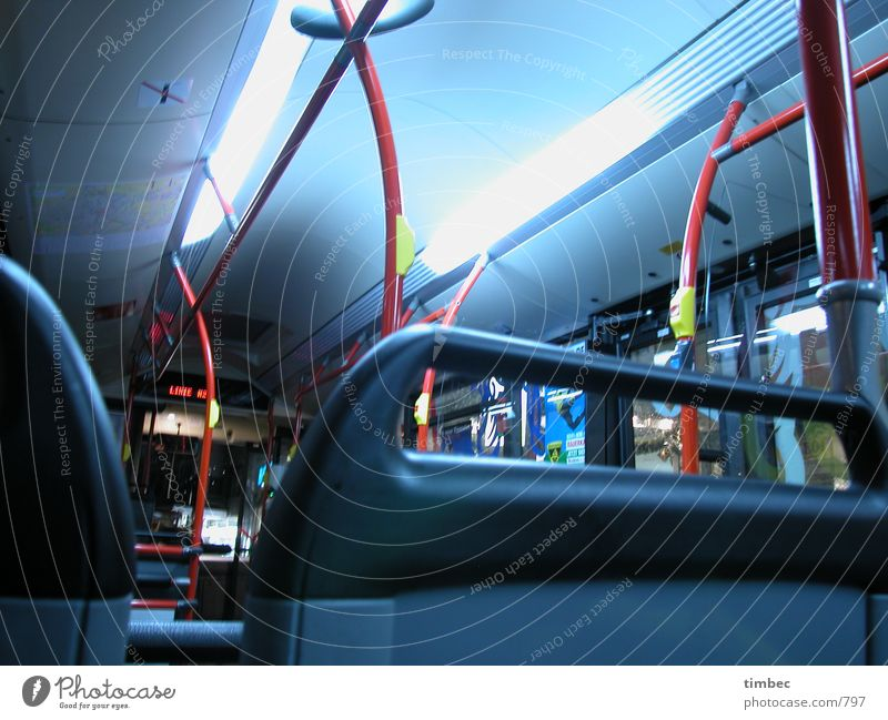 Human being Man Vacation & Travel Red Movement Bright Open Transport Speed Perspective Driving Under Station Bus Direct Ecological