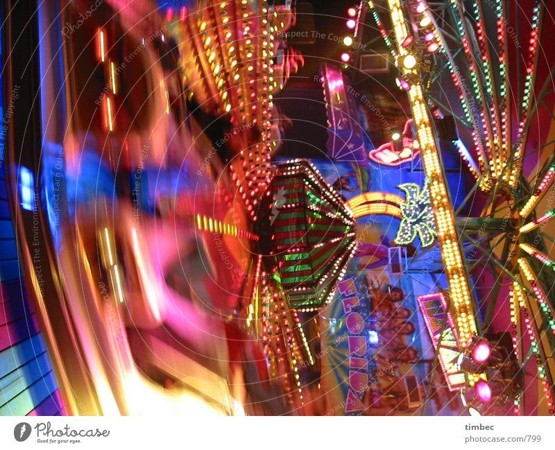 Movement Group Fog Speed Fairs & Carnivals Floodlight Aachen