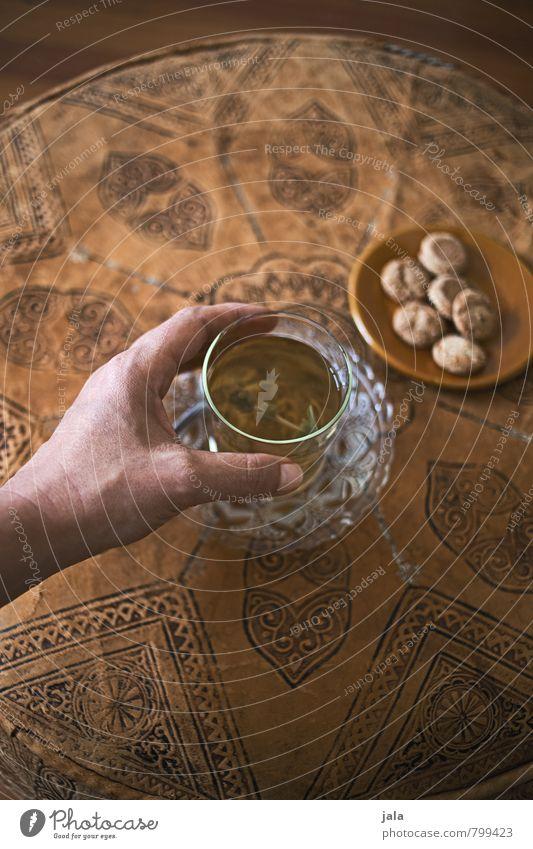 tea Beverage Drinking Hot drink Tea Cup Mug Glass Healthy Eating Feminine Hand Fluid Good Delicious Natural Colour photo Interior shot Day