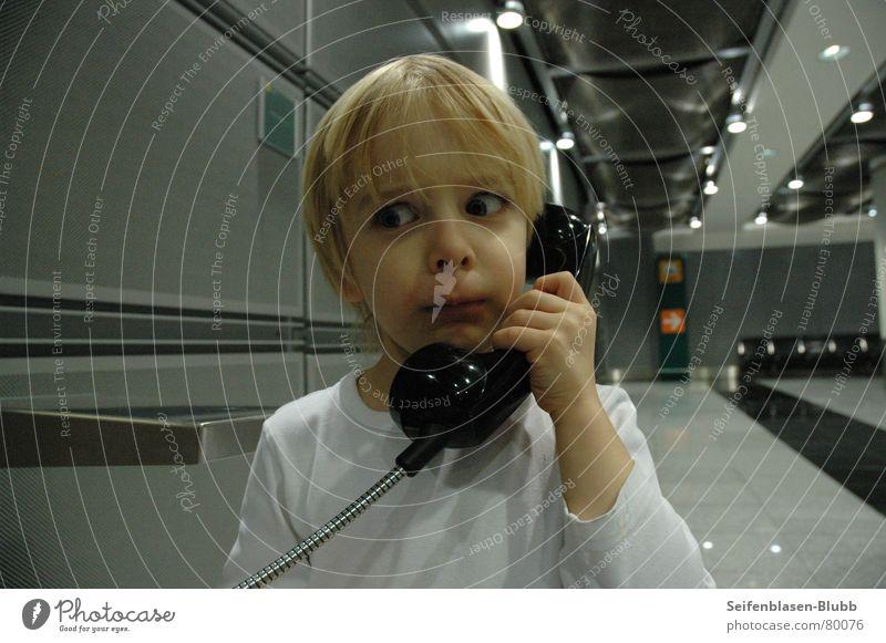 Boy (child) Fear Sweet Airport Duesseldorf Panic Child