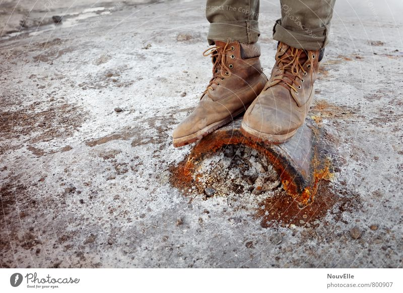 Nature Environment Sand Fashion Earth Footwear Esthetic Elements Fire Pants Jeans Boots Volcano Hiking boots