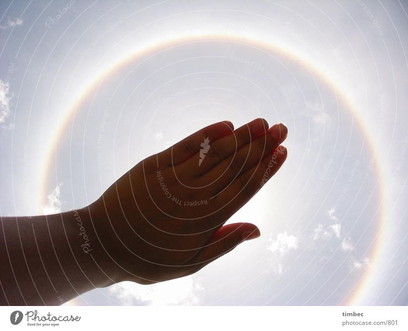 Hand Sky Sun Warmth Circle Physics Exceptional Science & Research Environment South America Peru Celestial bodies and the universe Machu Pichu