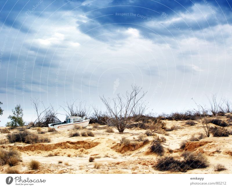 Sky Beach Sand Landscape Watercraft Moody Waves Coast Wind Climate Desert Gale Storm Mexico Badlands Helpless