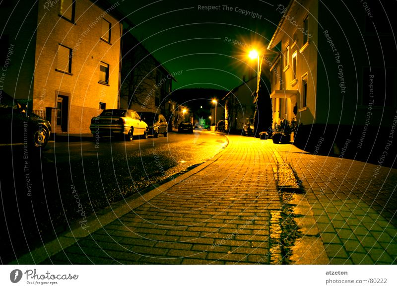 Green Winter Calm Loneliness Yellow Street Dark Cold Happy Lanes & trails Rain Flat (apartment) Sleep Asphalt Clarity Sidewalk