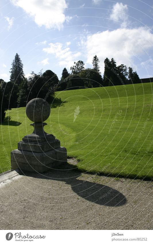 Sky Tree Green Blue Meadow Grass Garden Stone Lanes & trails Park Ireland Dublin