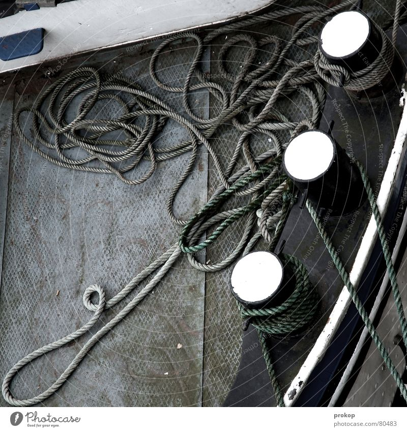 Watercraft Power Rope Force Industry Safety Harbour String Steel Jetty Navigation Chaos Knot Rhine Parking level Cargo