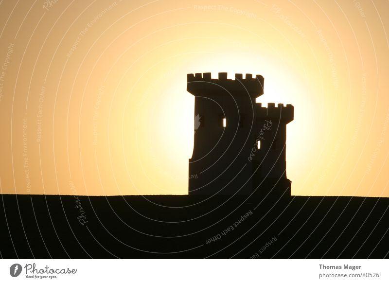 Sun Time Tower Transience Dusk Snapshot