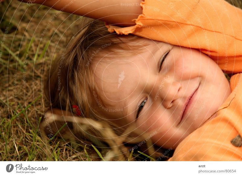Child Girl Beautiful Joy Laughter Small Sweet Posture Cute Friendliness Toddler Grinning Recklessness Light heartedness Impish