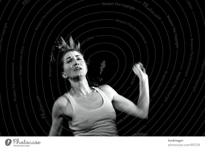 ego Hope Speed Slowly Jump Black Light Dark Performance art Dance Respect luavirtual Face Pain Peace Egotistical wise