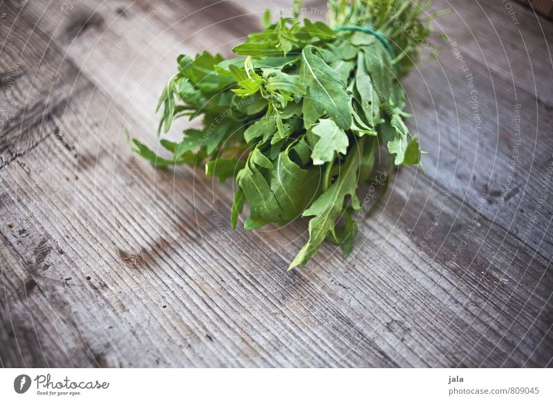 Plant Healthy Eating Natural Food Fresh Nutrition Delicious Appetite Organic produce Lettuce Vegetarian diet Salad Agricultural crop Wooden table Rucola