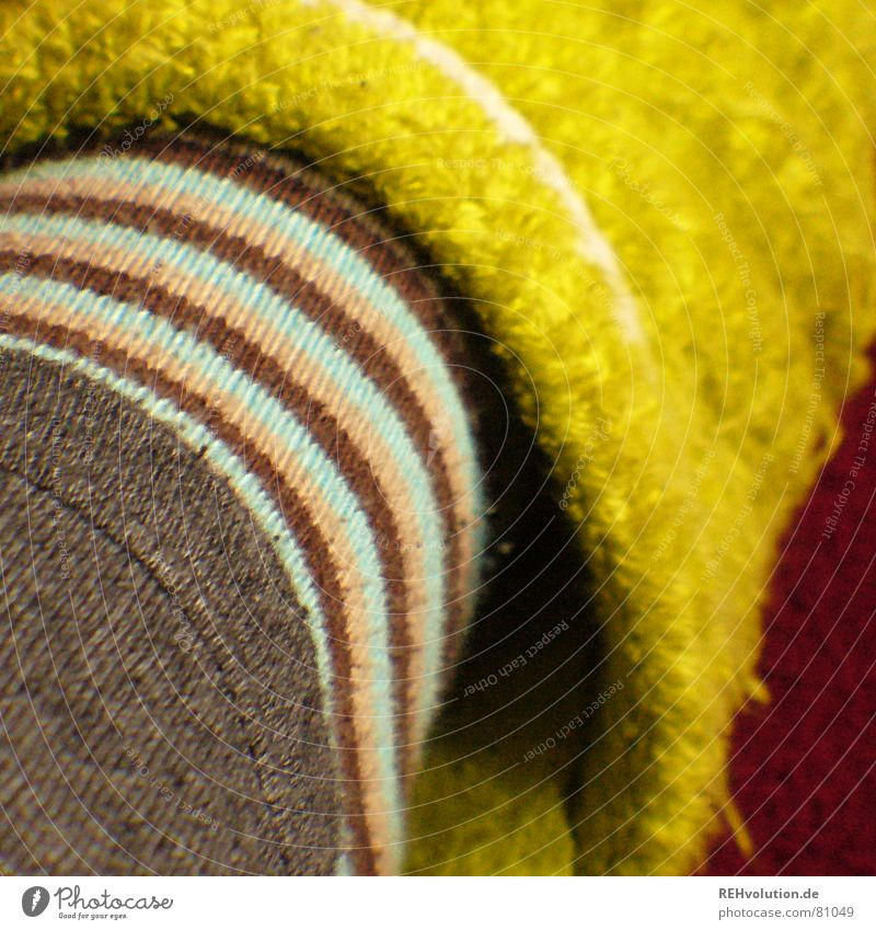 puschen-socke-trousers Stockings Slippers Sunday Tracksuit bottoms Stripe Flat (apartment) Striped Pants Green Gray Turquoise Brown Closing time Weekend Physics