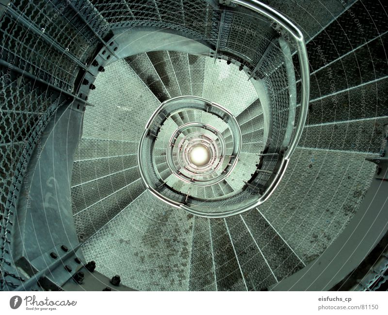 downstairs Kaleidoscope Under Light Whirlpool Round Spirited Calm Monochrome Gravity Zigzag Soul Architecture Leisure and hobbies Things Down Stairs Circle