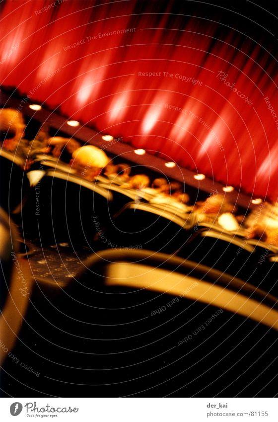 Lamp Film industry Theatre Cinema Drape Events Seating Popcorn