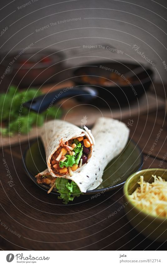 burrito Food Vegetable Dough Baked goods burritos wraps Nutrition Lunch Organic produce Vegetarian diet Crockery Plate Bowl Pan Healthy Eating Fresh Delicious