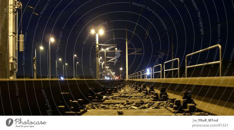 Dark Emotions Architecture Infinity Railroad tracks Fear of death