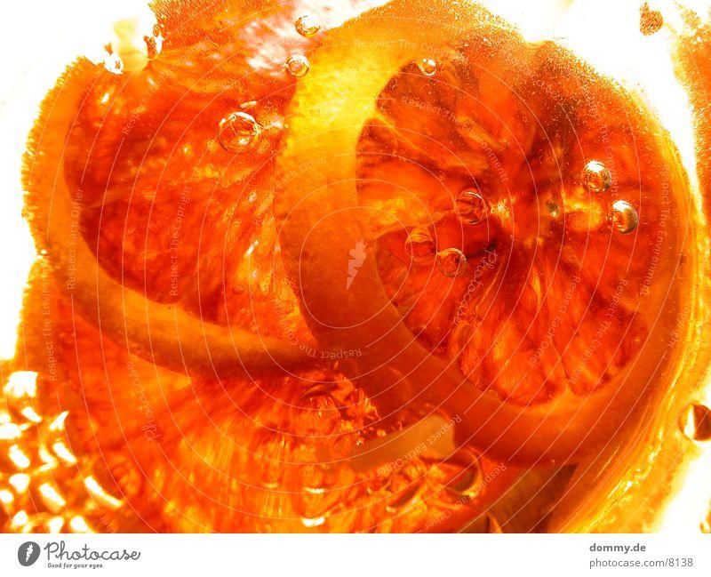 Orange Healthy Candle Fragrance Gel