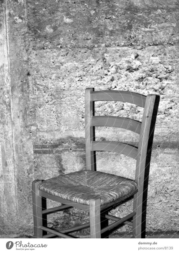 Please take a seat. Black Cellar Living or residing Black & white photo wise Chair
