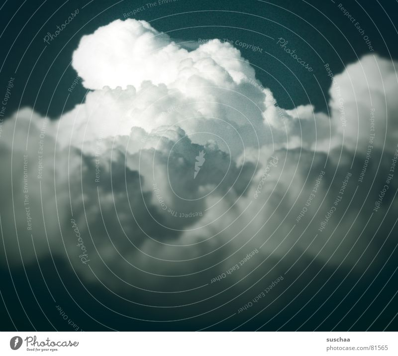 Beautiful Sky Blue Clouds Rain Weather Friendliness Beautiful weather Meteorological service Mount up