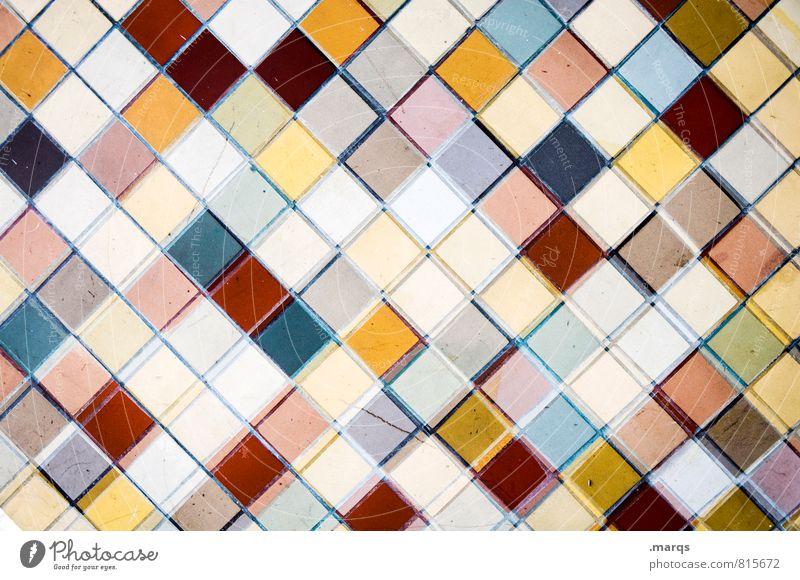 Colour Wall (building) Style Wall (barrier) Exceptional Lifestyle Arrangement Elegant Design Crazy Uniqueness Hip & trendy Tile Irritation Mosaic