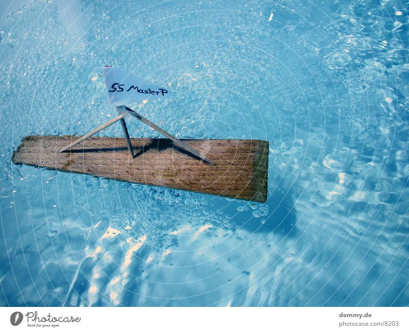 Water Wood Watercraft Toys