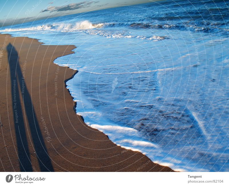 Ocean Clouds Sand Waves Earth Crazy Dynamics England Salt